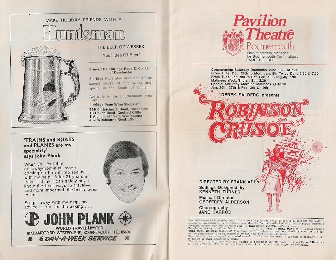 1972 Panto