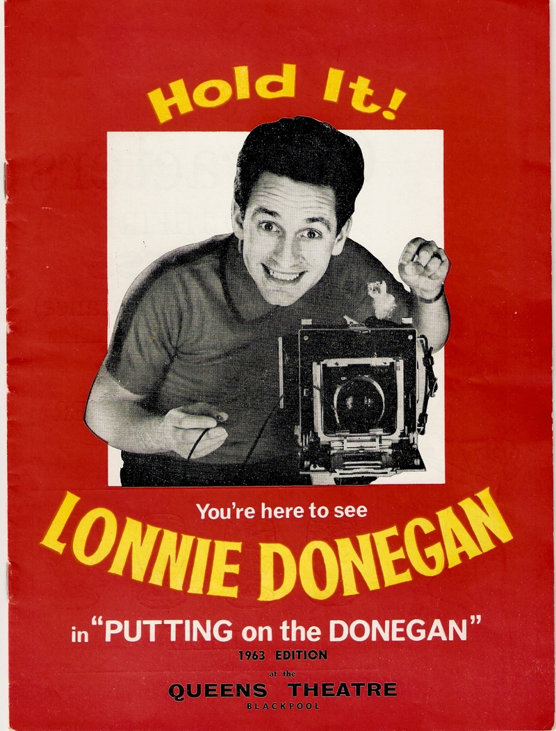 Hold It, Putting On The Donegan.