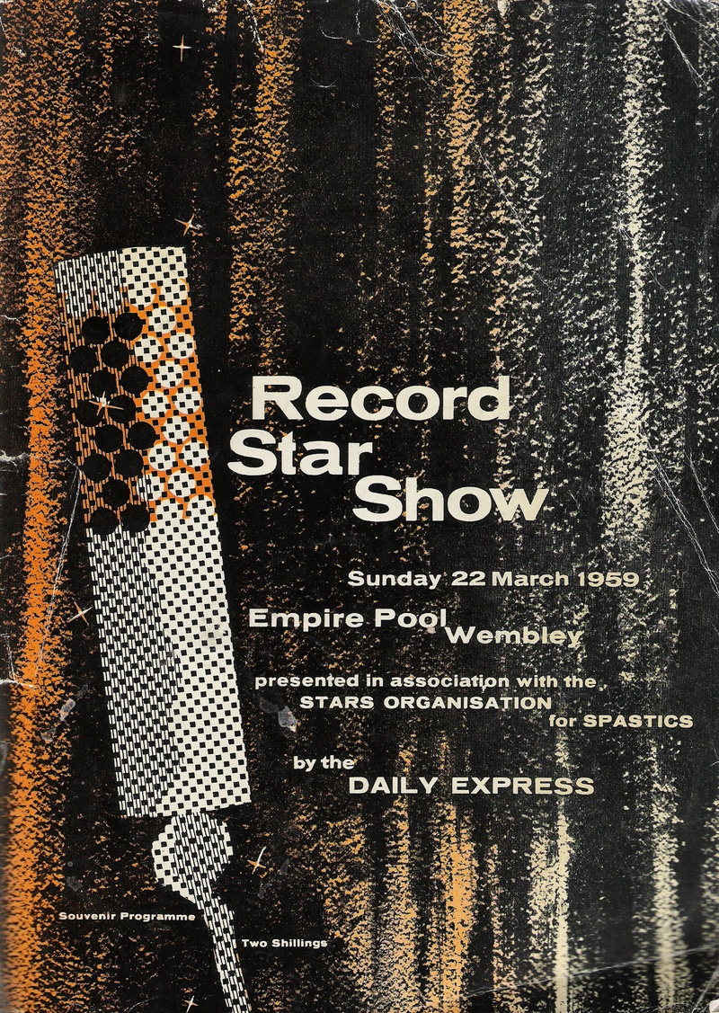 Pages From Record Star Show Programme