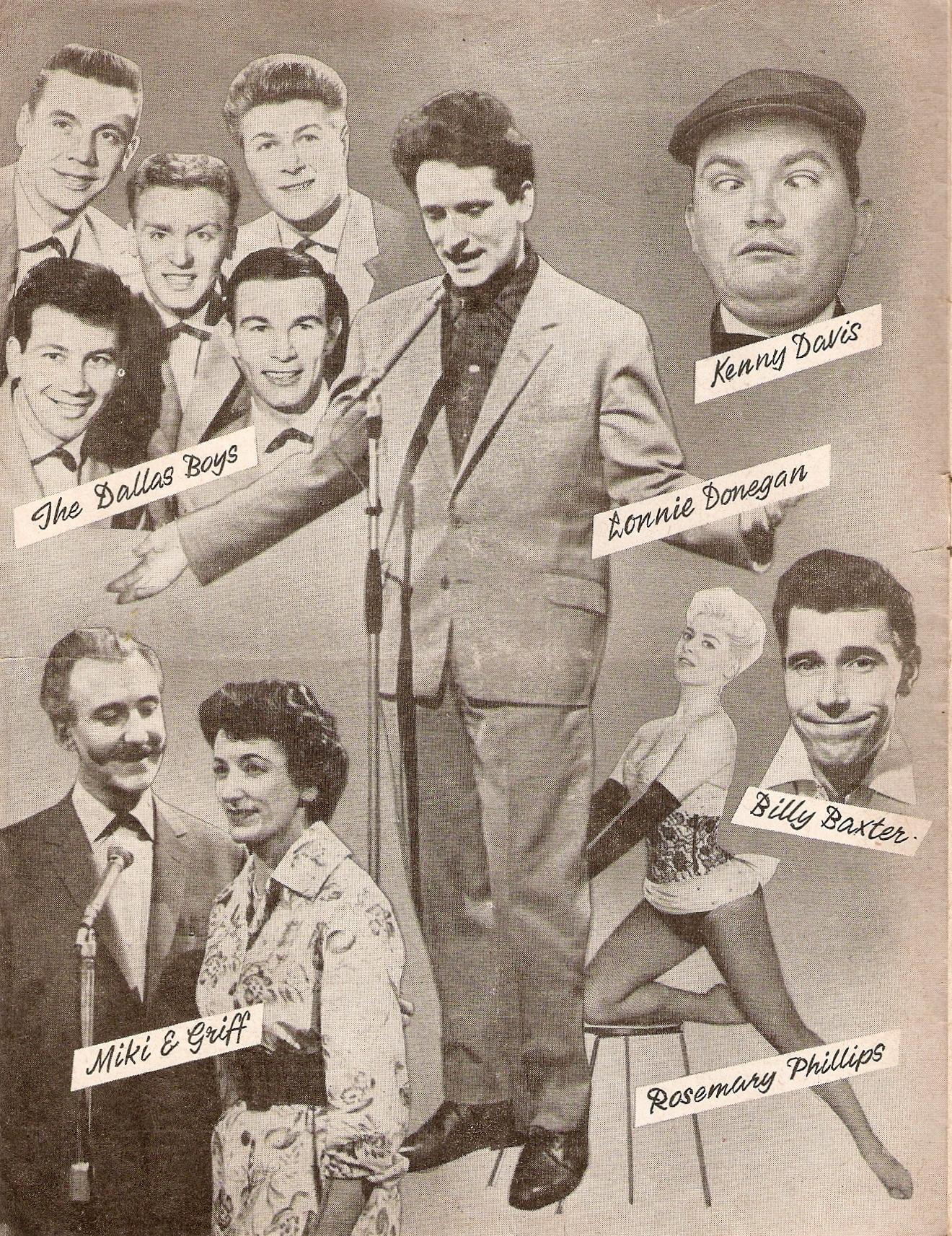 1963 Summer Season